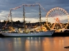 First Tall Ship and Fairground