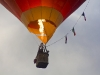 Burners On - Hot Air Balloon