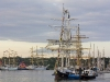 The Tall Ships down the Quay