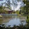 Chinese Gardens in Montreal Botanical Gardens