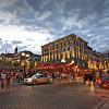 Montreal, Evening Street Scene