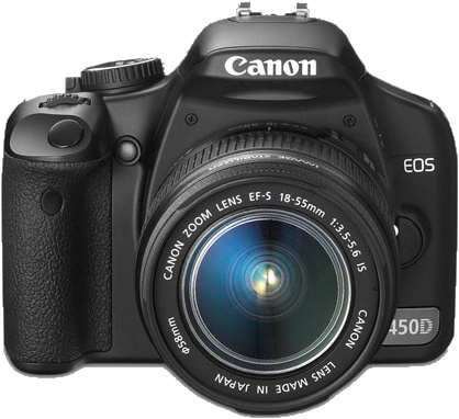 My Camera - Canon D450