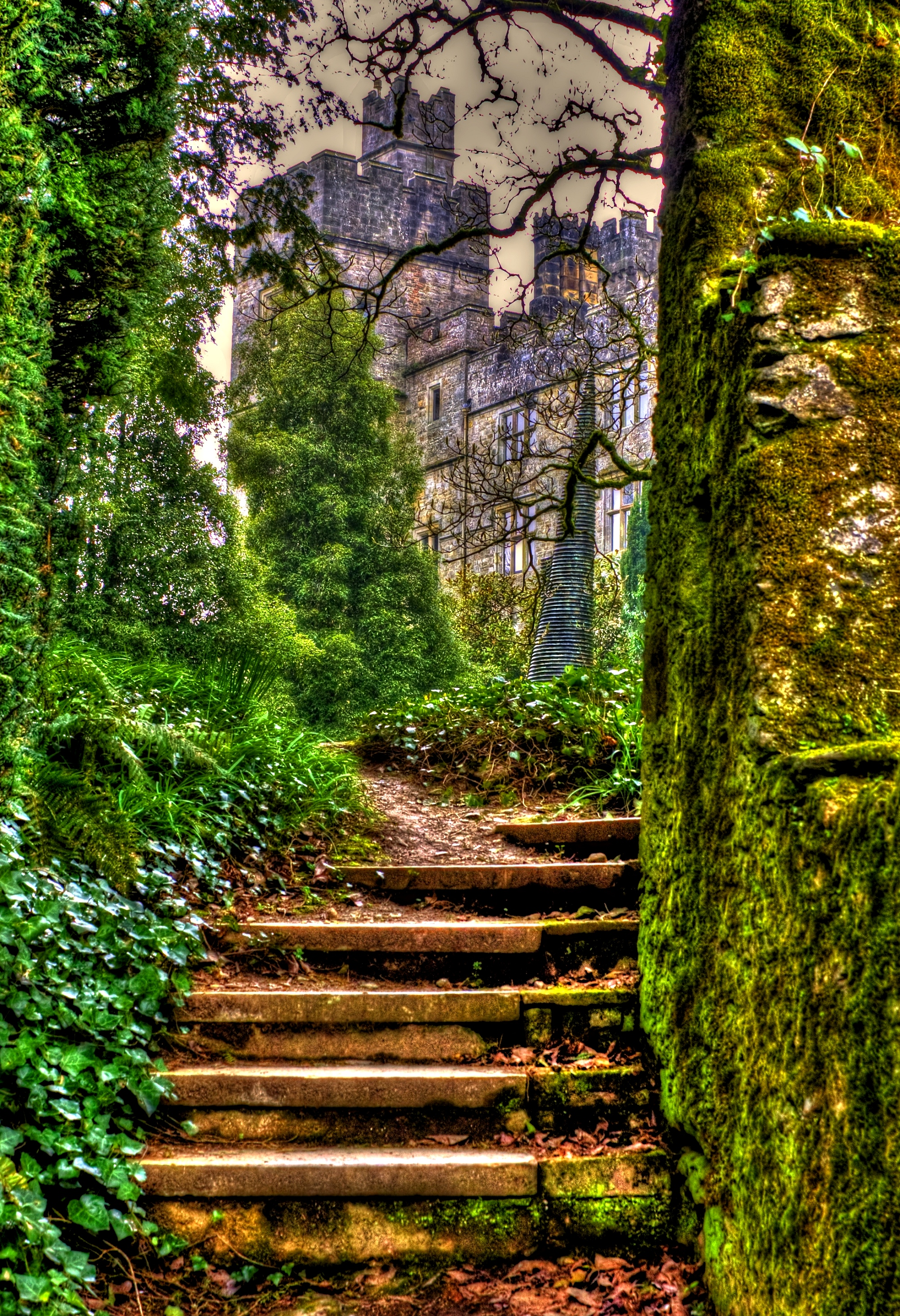 Lismore Castle HDR Photo of the Week