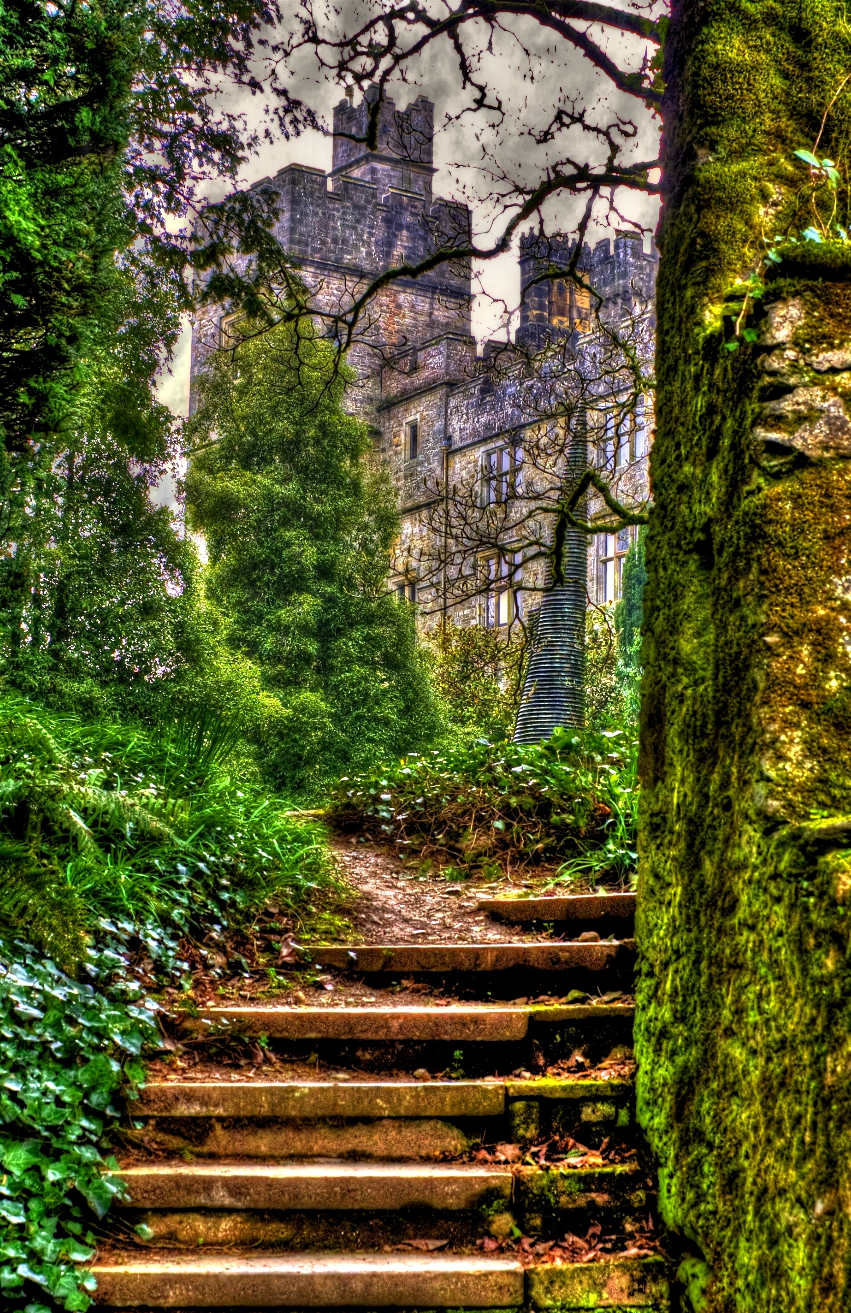 Lismore Castle HDR - Photo of the Week, HDR of Lisore Castle, Co. Waterford