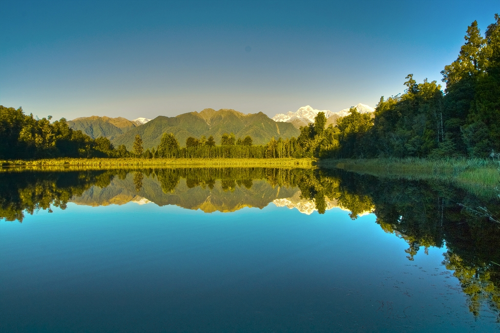 Fox Glacier – Reflective Lakes, Lake Matheson – Photo Update