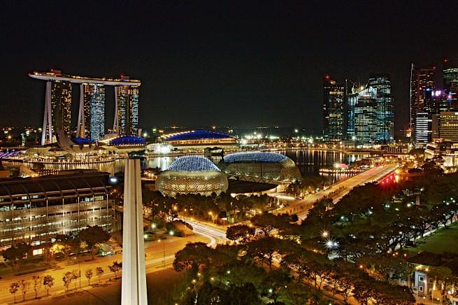 SINGAPORE : Singapore by Night Revamped - Photo of Singapore