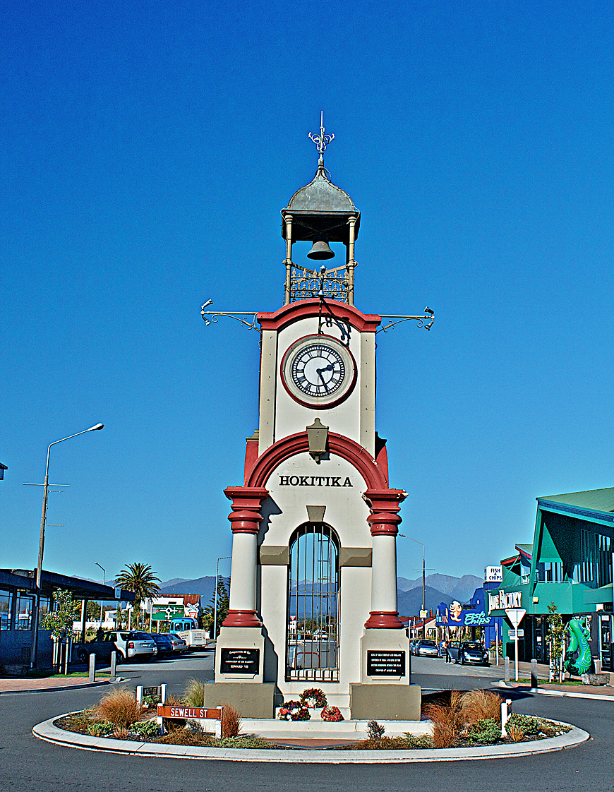 Hokitika - Welcome to Hokitika a small town on the West coast of New Zealand.