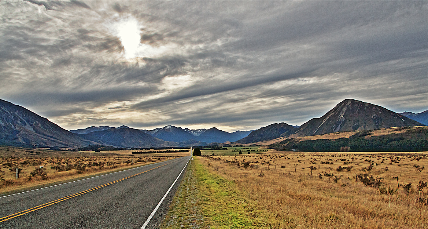 Arthurs Pass Road