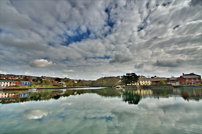 My Photo of Kinsale in Morris Oil Calendar 2013