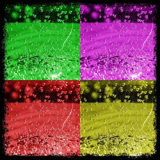 Pop Art - Pop Fizz - iPhone Photography Challenge