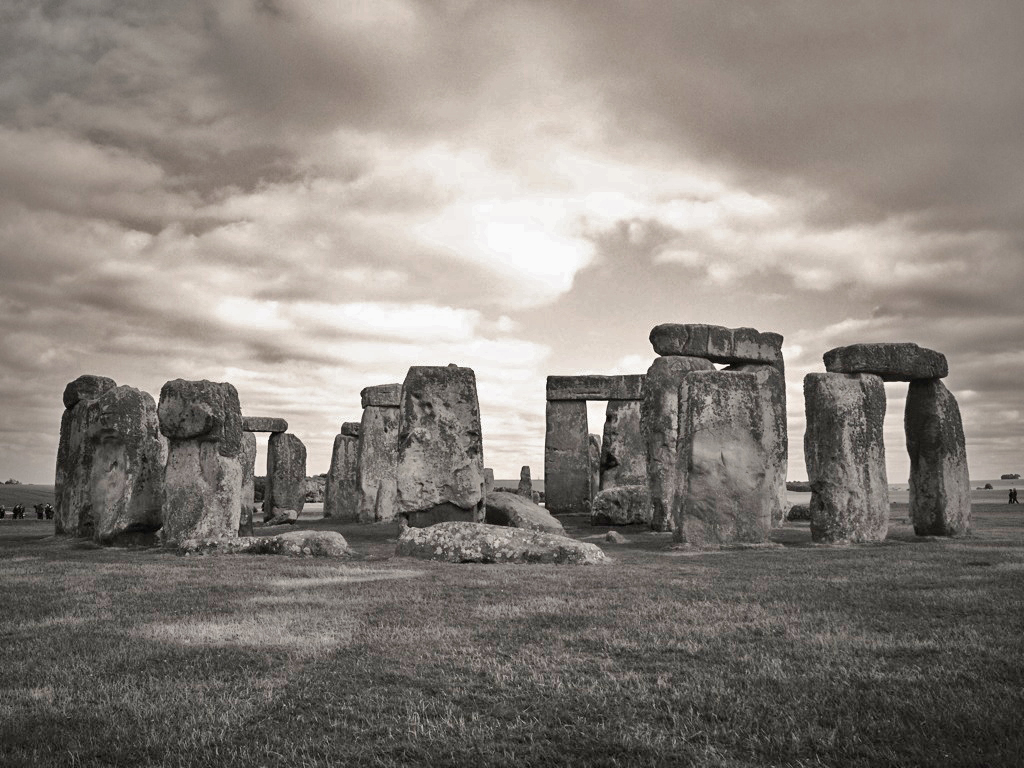Stonehenge, Wiltshire - iPhone Photo, iPhone Photography
