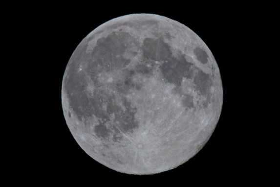 August 10th Supermoon, Supermoon Photo