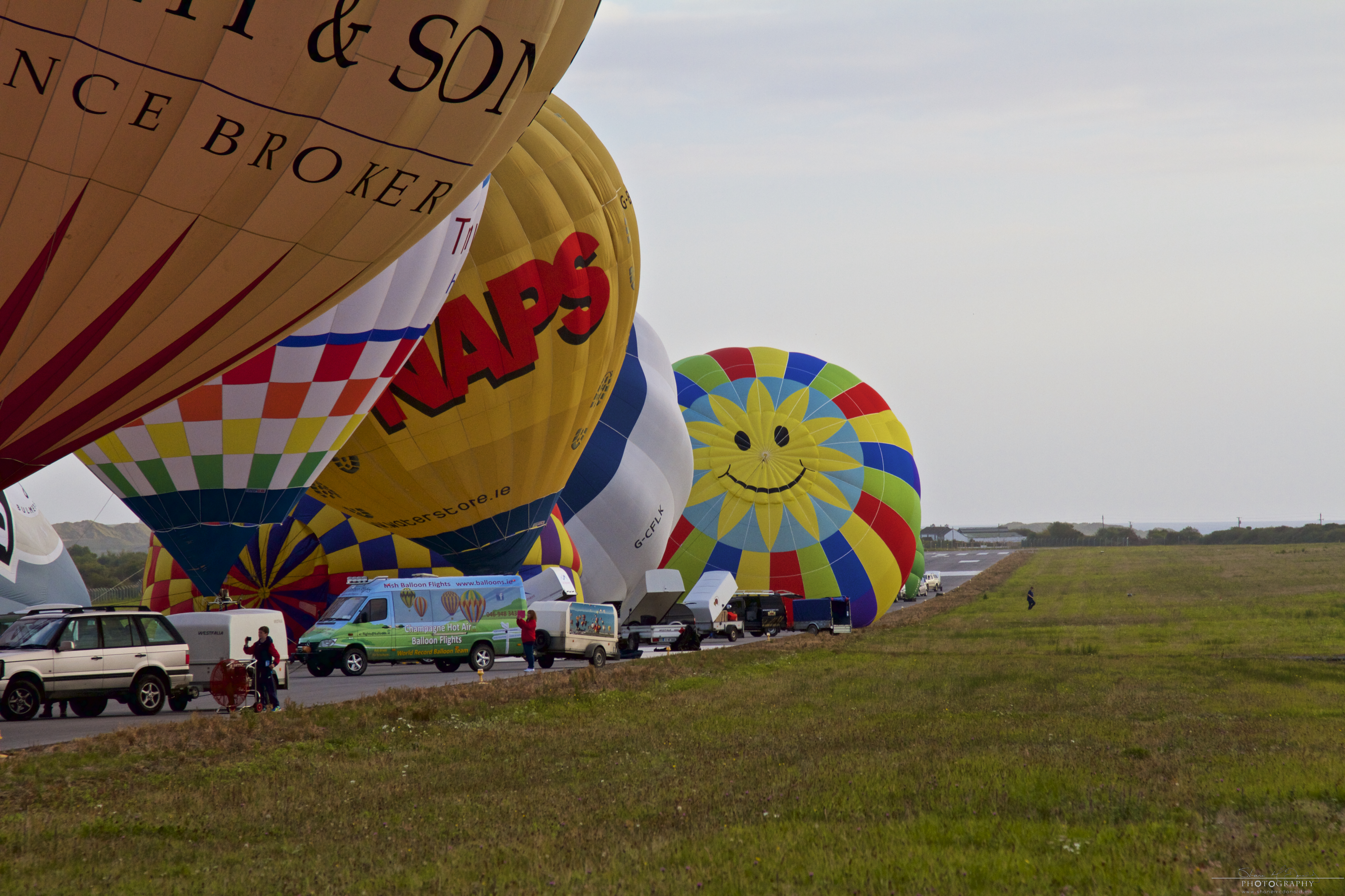 Irish Balloon Championships Happy
