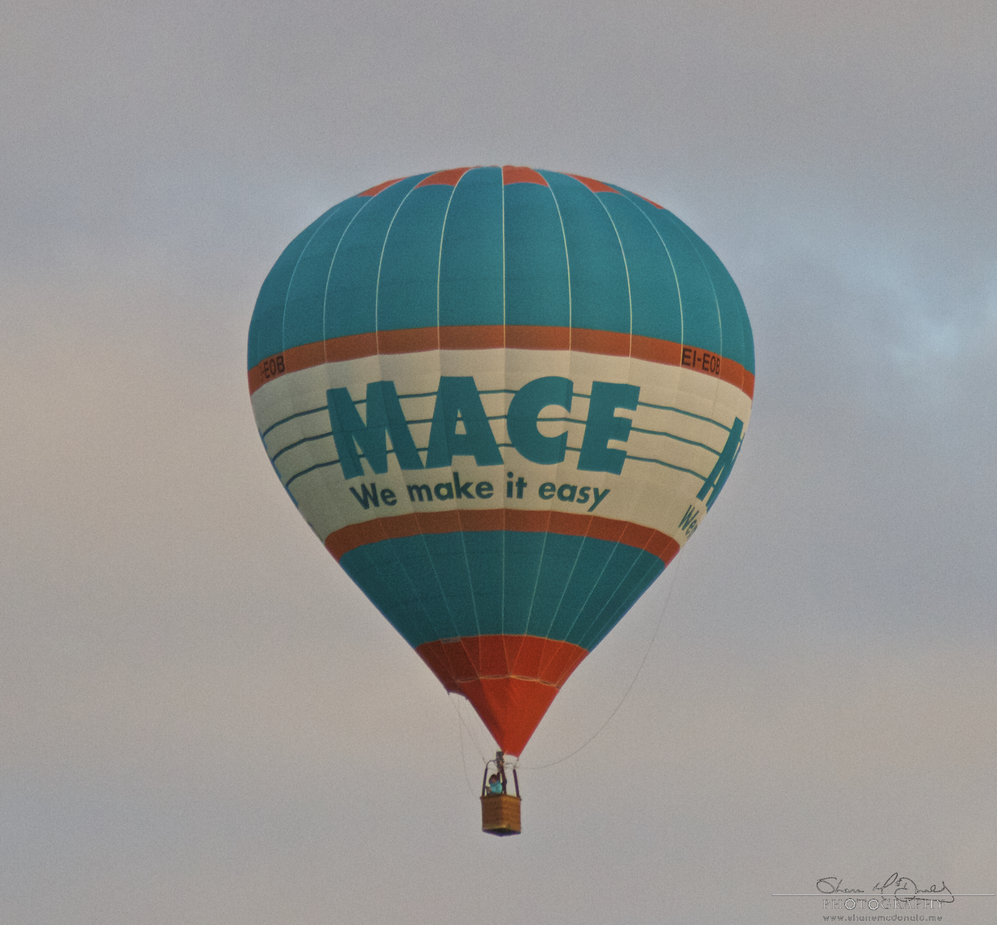 Irish Balloon Championships Mace Balloon