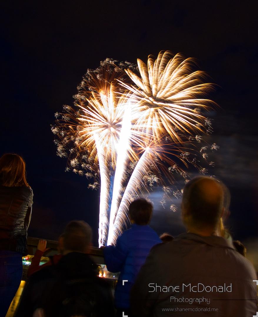 Spraoi Fireworks