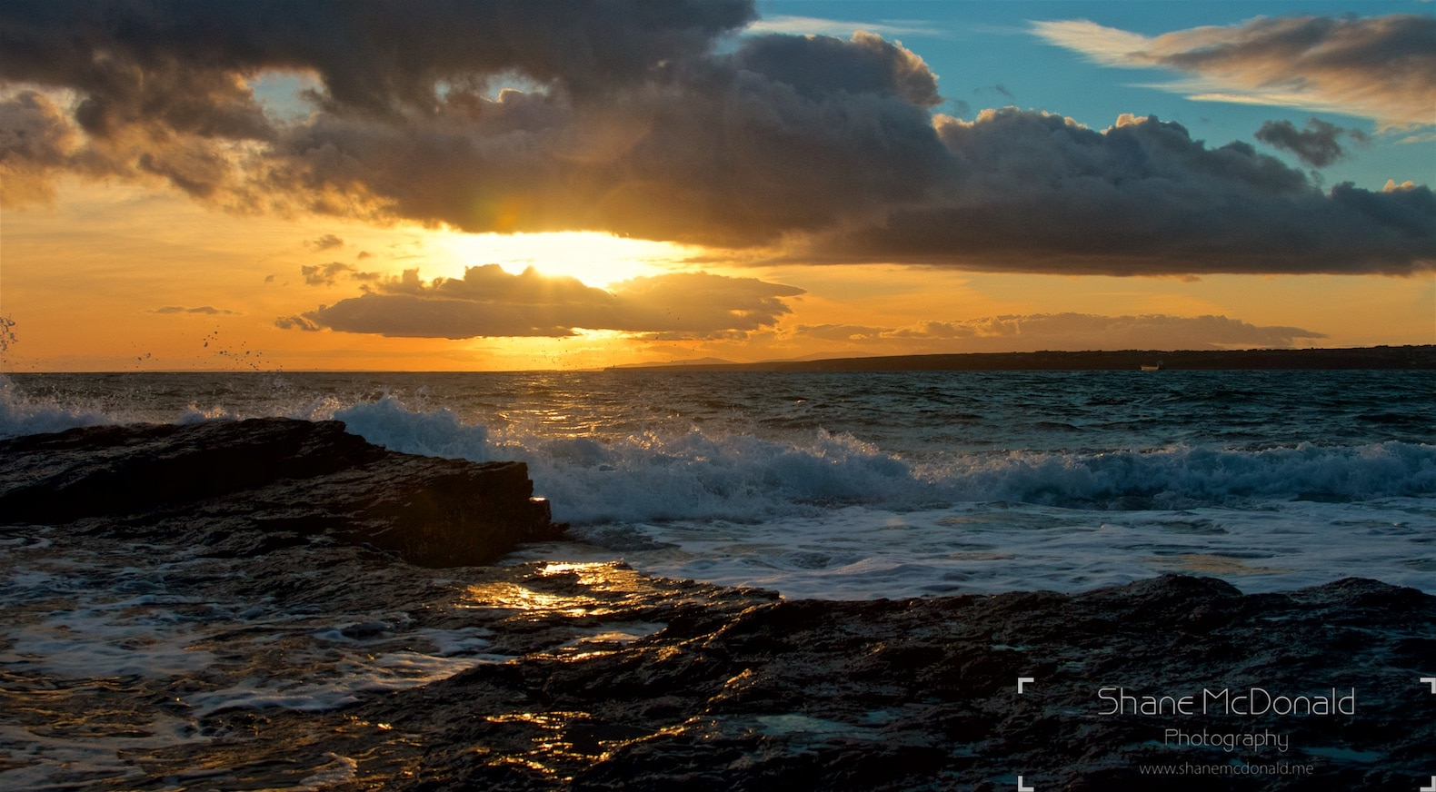 Sunset at Hook Head, Co. Wexford, Ireland