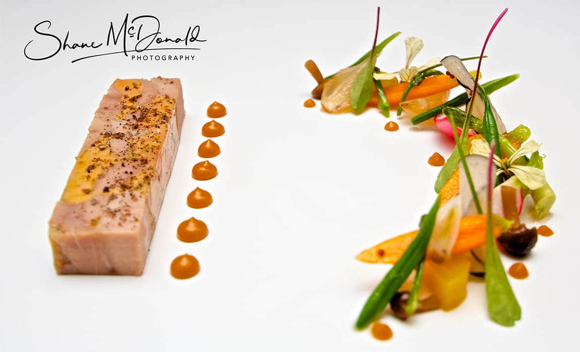 Pork Terrine - Food Photography