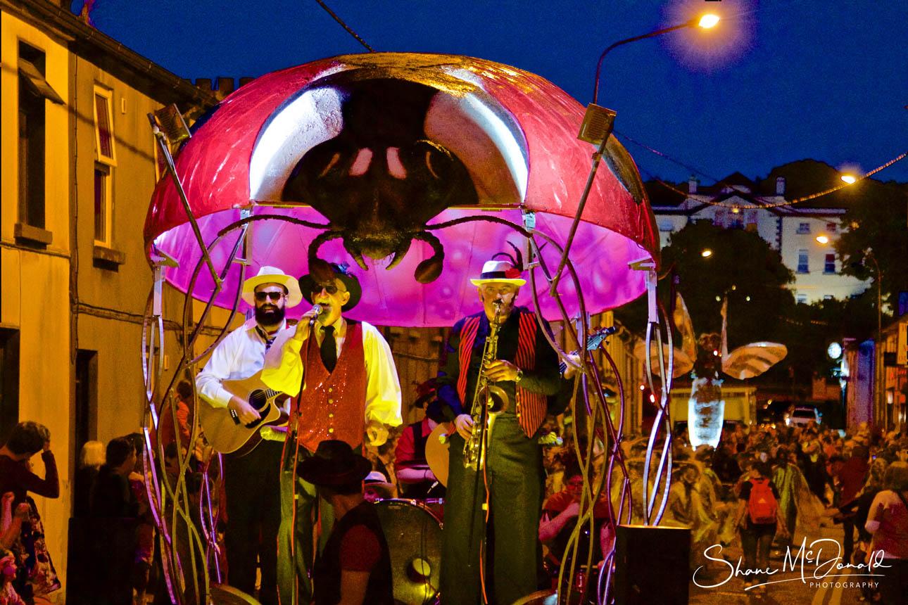 LadyBug Band - Spraoi Parade 2018