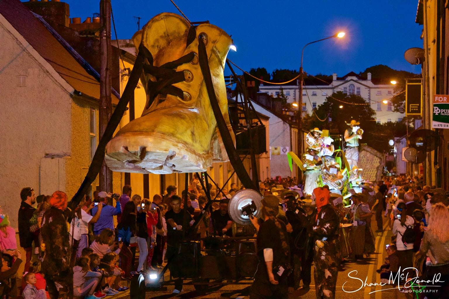 The Big Boot - Spraoi Parade 2018