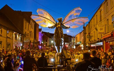 Photographing The Waterford Spraoi Parade 2018