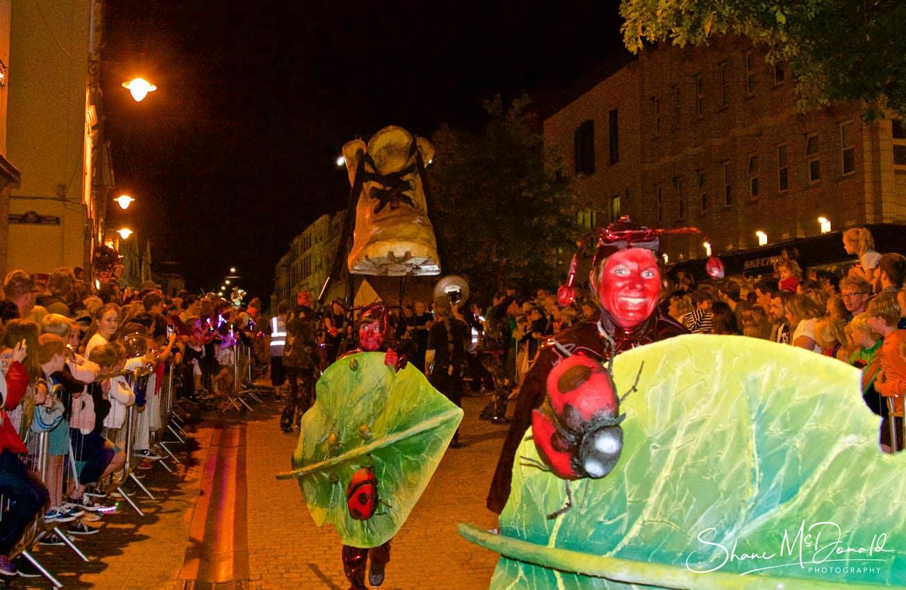 The Boot - Spraoi Parade 2018