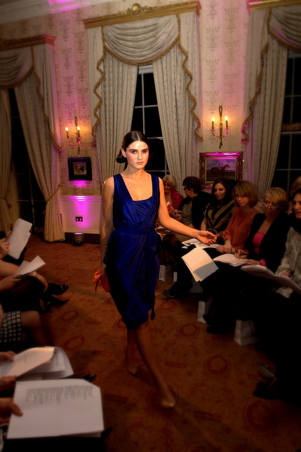 First Fashion Event – Photo of the Week