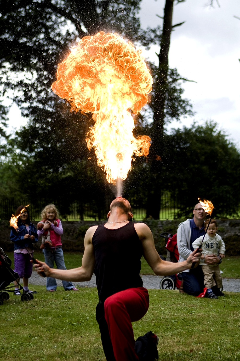 Photo of the Week – Firebreather