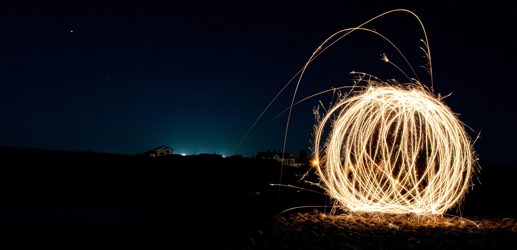 Playing with Fire – Photo of the Week
