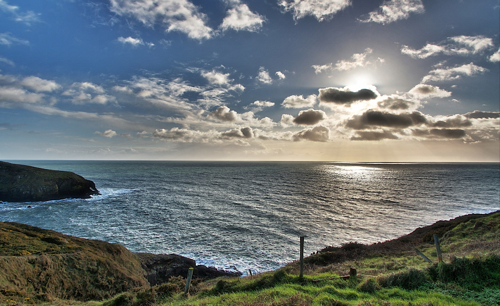 Cliff Walk Ardmore, Co. Waterford – 1/Project52