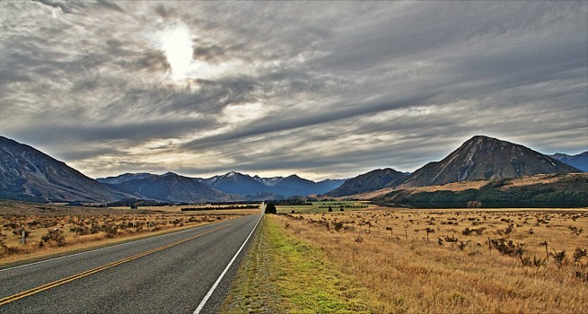 Arthurs Pass Road
