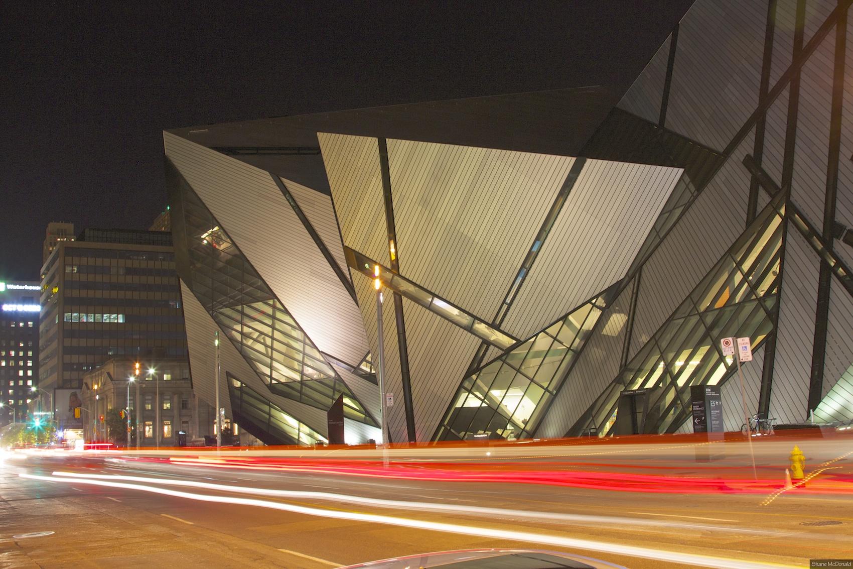 Royal Ontario Museum, Toronto, Canada – 28/Project 52