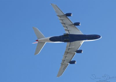 British Airways, Airbus A-380