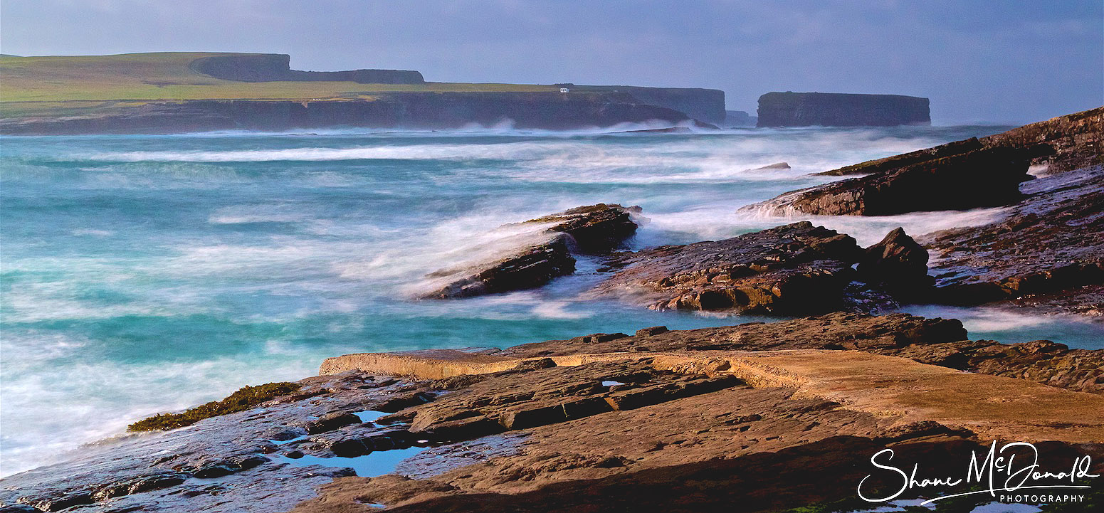 Kilkee, Co. Clare, Ireland - Landscape Photography