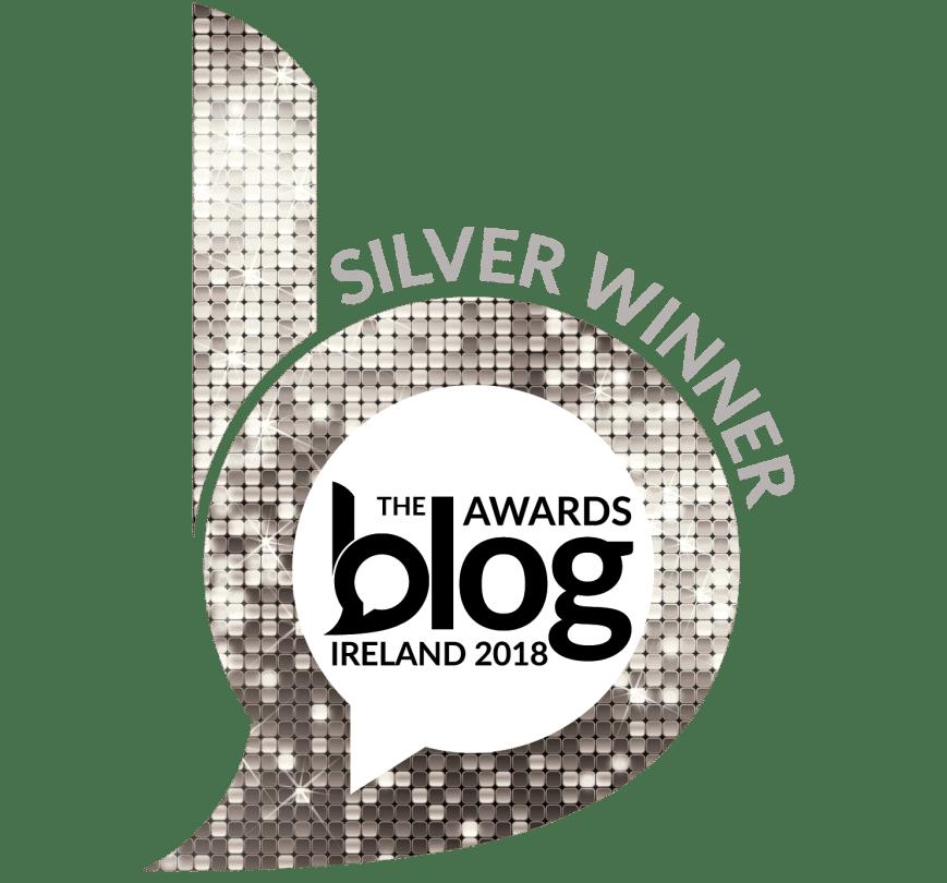 Blog Award Ireland - Shane McDonald Photography, Silver Award Winner
