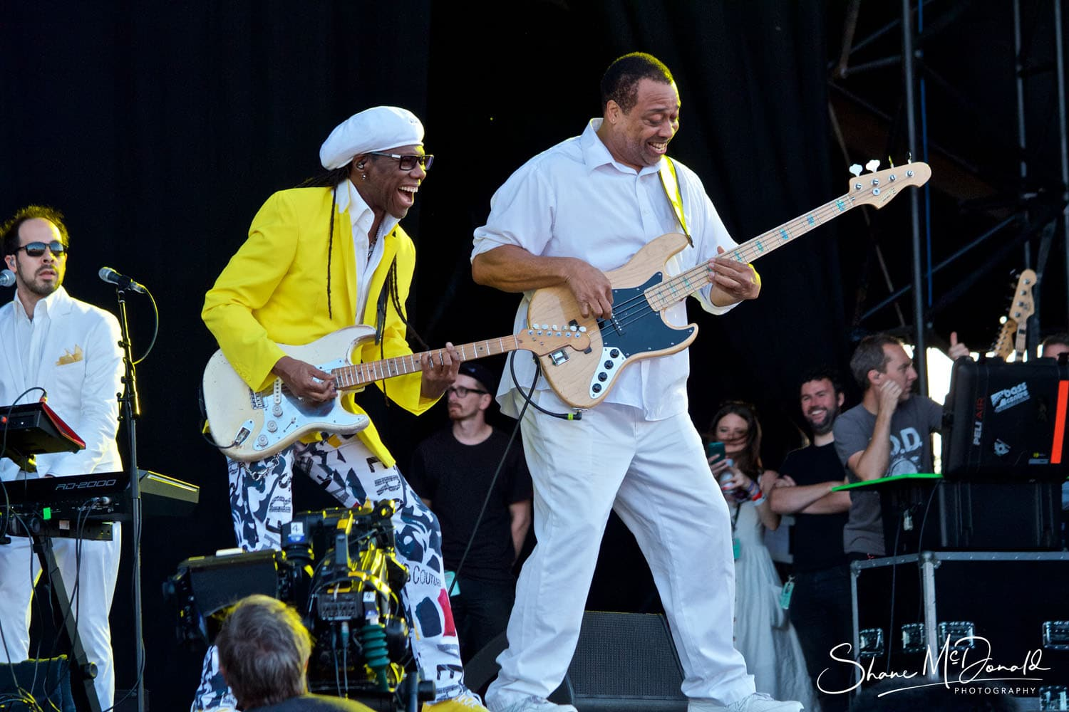 Nile Rodgers and Chic at the Isle of Wight Festival