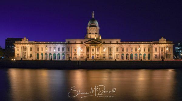 Customs House Dublin Print