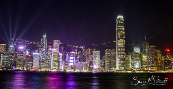 Hong Kong Skyline, Hong Kong